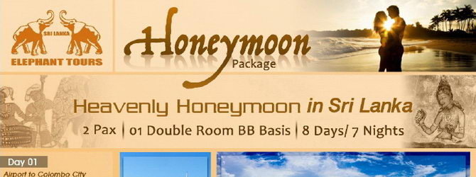 Honey Moon - 08 days / 07 nights