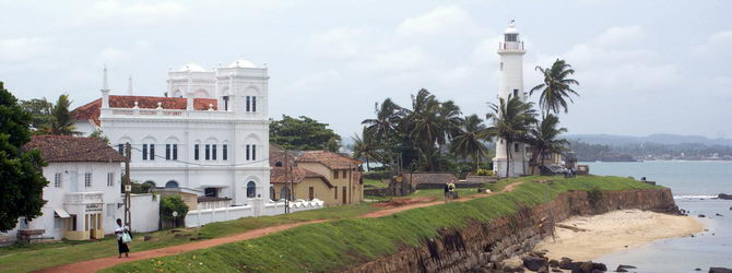 Dutch Fortress, Galle