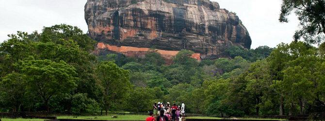 Sigiriya, the Rock Fortress
